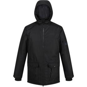 Regatta Stypher Wasserdichter Isolierter Mantel Herren black